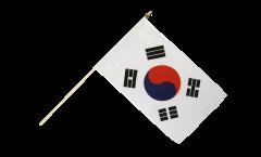 Bandiera da asta Corea del sud