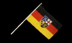 Bandiera da asta Saarland