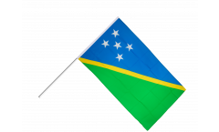 Bandiera da asta Isole di Salomone
