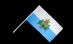 Bandiera da asta San Marino
