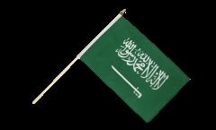 Bandiera da asta Arabia Saudita