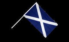 Bandiera da asta Scozia