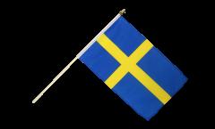 Bandiera da asta Svezia