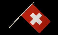 Bandiera da asta Svizzera