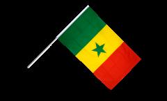 Bandiera da asta Senegal