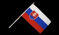 Bandiera da asta Slovacchia