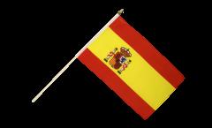 Bandiera da asta Spagna
