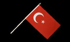 Bandiera da asta Turchia