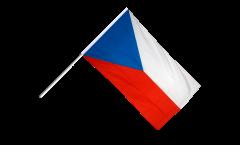 Bandiera da asta Repubblica Ceca