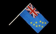 Bandiera da asta Tuvalu