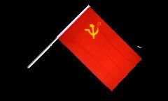 Bandiera da asta URSS Unione sovietica