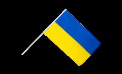 Bandiera da asta Ucraina