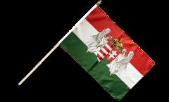 Bandiera da asta Regno d'Ungheria 1867-1918