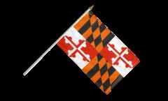Bandiera da asta USA Maryland