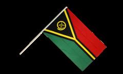 Bandiera da asta Vanuatu