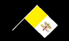 Bandiera da asta Vaticano