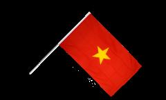 Bandiera da asta Vietnam