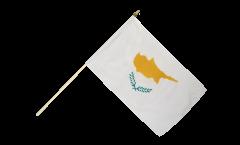 Bandiera da asta Cipro