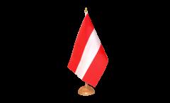 Bandiera da tavolo Austria