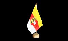 Bandiera da tavolo Austria Carinzia