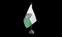 Bandiera da tavolo Austria Stiria