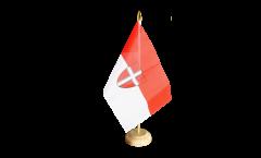 Bandiera da tavolo Austria Vienna