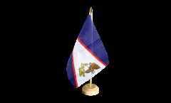 Bandiera da tavolo Samoa Americane