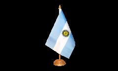Bandiera da tavolo Argentina