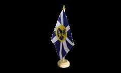 Bandiera da tavolo Australia Isola di Lord Howe
