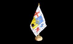 Bandiera da tavolo Australia reale standard