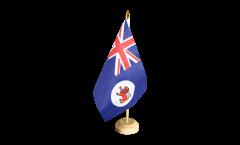 Bandiera da tavolo Australia Tasmania