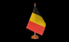 Bandiera da tavolo Belgio