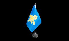 Bandiera da tavolo Belgio Bruxelles capitale