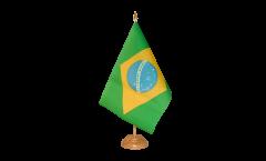 Bandiera da tavolo Brasile