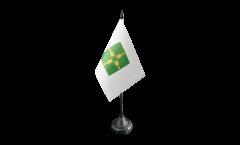 Bandiera da tavolo Brasile Brasilia