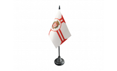 Bandiera da tavolo Brasile San Paolo