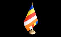 Bandiera da tavolo Buddhista
