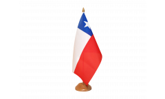 Bandiera da tavolo Cile