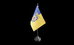 Bandiera da tavolo Cile Santiago del Cile
