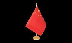 Bandiera da tavolo Cina