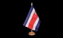 Bandiera da tavolo Costa Rica