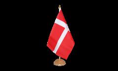 Bandiera da tavolo Danimarca