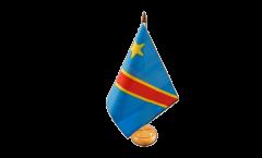 Bandiera da tavolo Repubblica democratica del Congo