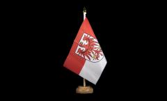 Bandiera da tavolo Germania Brandeburgo