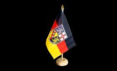 Bandiera da tavolo Germania Saarland