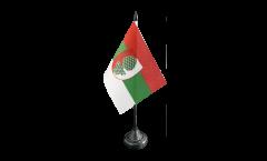 Bandiera da tavolo Germania Augusta