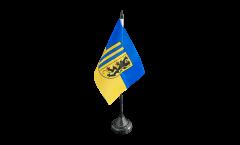 Bandiera da tavolo Germania Chemnitz