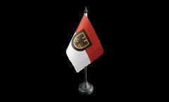 Bandiera da tavolo Germania Dortmund