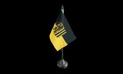 Bandiera da tavolo Germania Dresda