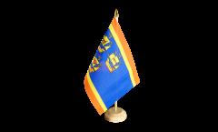 Bandiera da tavolo Germania Eiderstedt